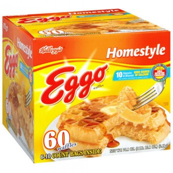 Eggo big box
