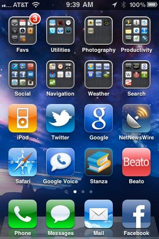 IPhone icon 5