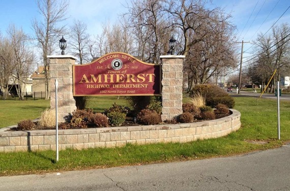 E-Waste Drop-off Site in Amherst, NY