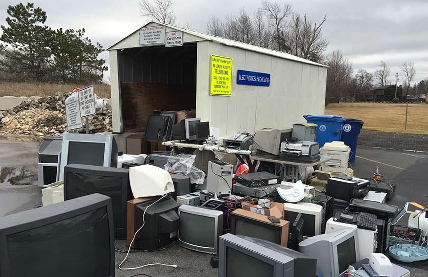E-Waste-Shed