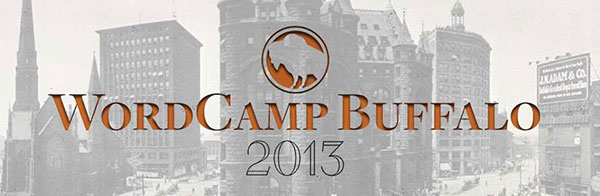 WordCamp Buffalo 2013